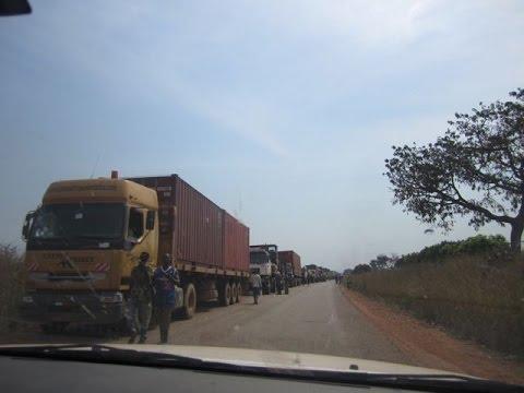 Récit d'un visite à la République centrafricaine