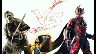Mortal Kombat X Online Matches Versus Lars 12 USOPP HAMMER