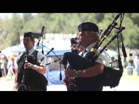 Father's Day at the Irish Fair 2013 Irvine Lake