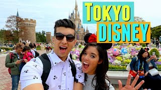 Video Tokyo Disneyland VLOG And Tokyo DisneySea! download MP3, 3GP, MP4, WEBM, AVI, FLV Agustus 2018