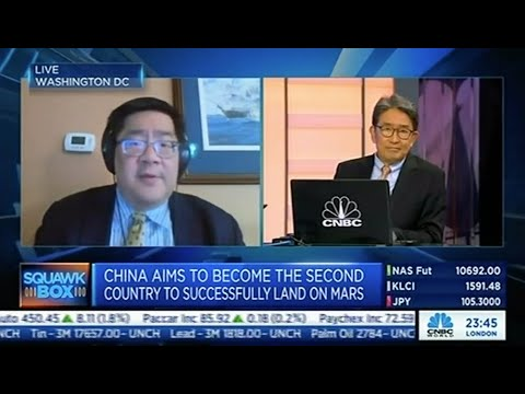 Don't Expect U.S. and China to Cooperate on Space Exploration | Dean Cheng on CNBC Asia