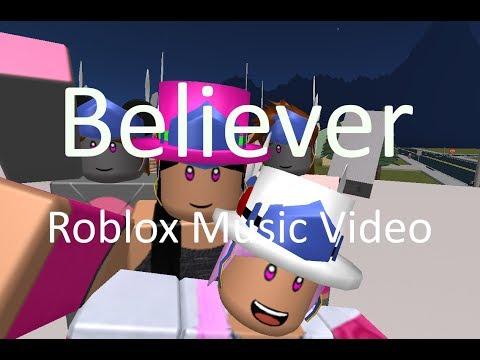 [SnapCat101 50K Contest] Believer - Imagine Dragons | ROBLOX Music Video