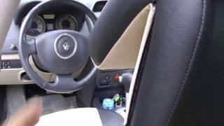видео Авточехлы на RENAULT MEGANE II