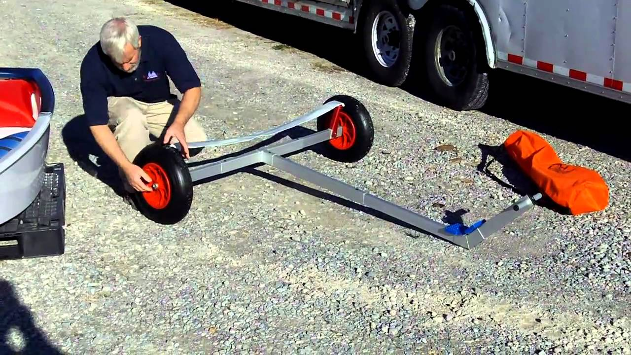 Optistuff Pro Racer Super Transportable Dolly Youtube