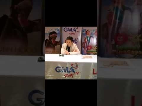 Alden Richards Prescon in Houston Texas for GMA pinoy tv Fiesta ko in Texas
