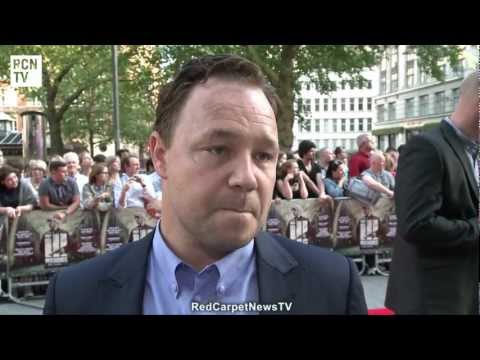 Stephen Graham Interview - Boardwalk Empire Season 3 - ill Manors World Premiere