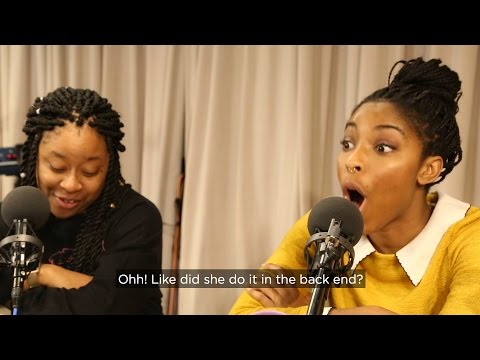 2 Dope Queens teaches Nancy how to be the Shonda Rhimes of Podcasts