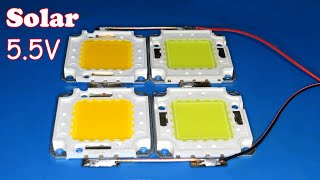 Free Energy , 30V LED module as Solar cell