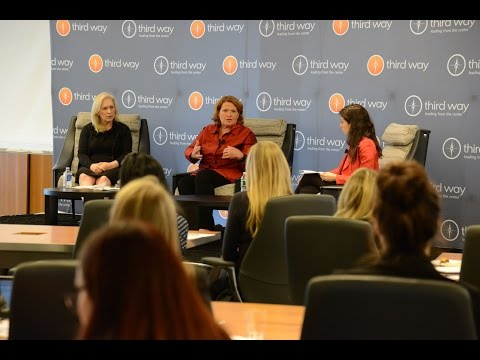 An Equal Pay Day Conversation with Sen. Kirsten Gillibrand & Sen. Heidi Heitkamp