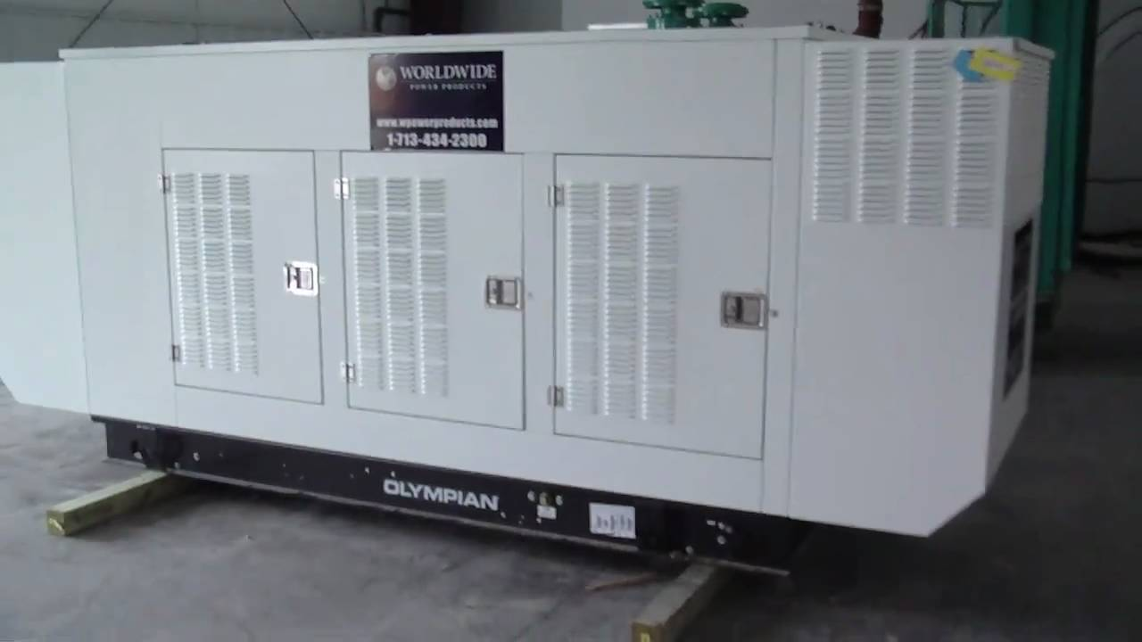 Cat Natural Gas CG Model Generator Sets: 400 to 4300 kWe  by Cat