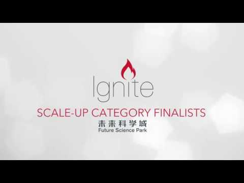 Ignite Durham 2017: Scale-Up Category Sponsored by Beijing Future Science Park