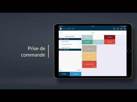 Tiller - Une caisse enregistreuse, un outil de gestion, une solution intégrée.