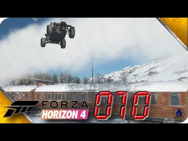 FORZA HORIZON 4 🚘 [010] 2. Schaurennen: Sonderzug nach Pankow