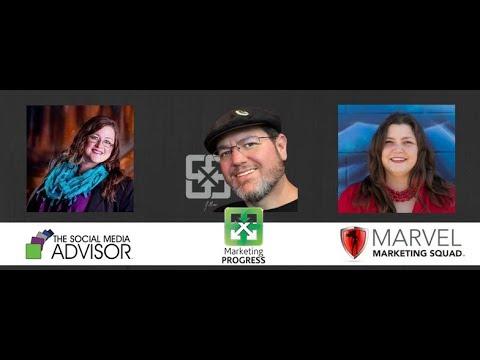 Social Media Advisor Team - Featuring our Branding and Content Guru