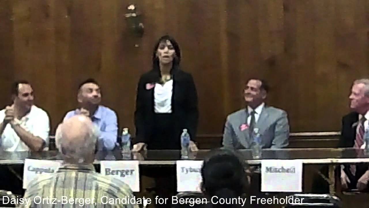 Republican Freeholder Candidates Hold Forum - YouTube