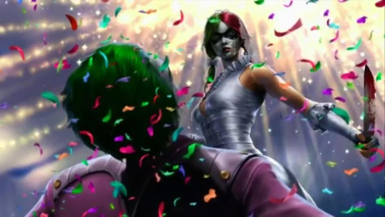 Injustice Gods Among Us  Harley Quinn Ending  True