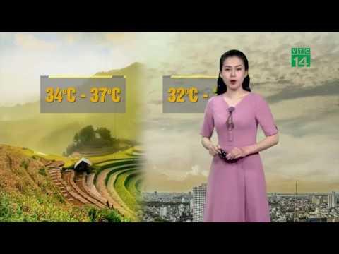 Thời tiết cuối ngày 23/04/2019: Nắng nóng có xu hướng giảm dần trên cả nước | VTC14