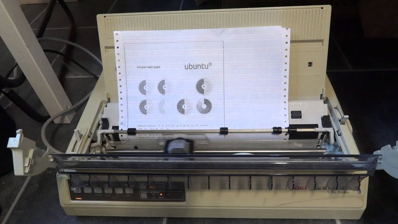 Image result for dot matrix printer