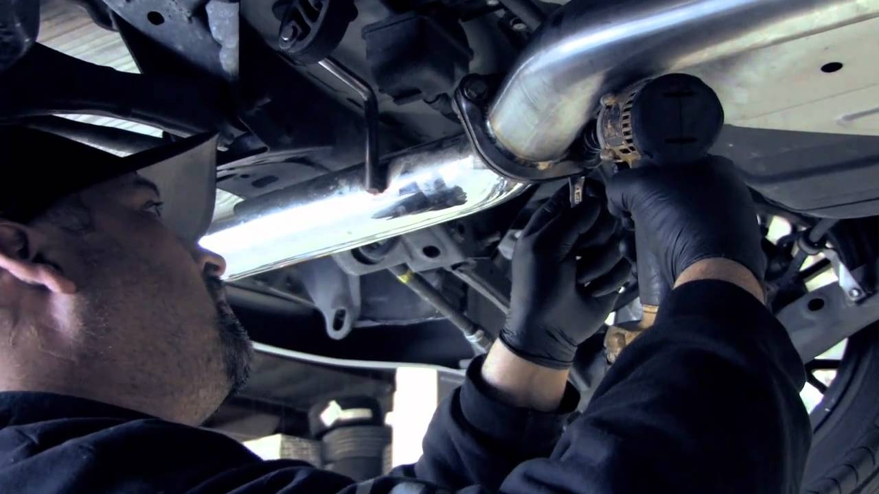 installing your descendant racing exhaust system 05 10 scion tc