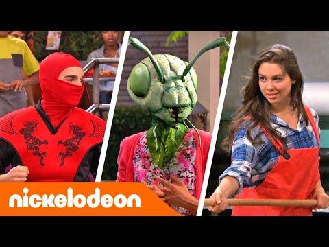 I Thunderman | In vacanza 🎉 | Nickelodeon Italia