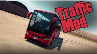 Forza Horizon 2 Mod - drivable traffic (bus, truck etc..)