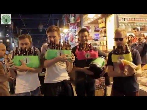 Mısır Çarşısı, Bottle Boys'Şımarık'