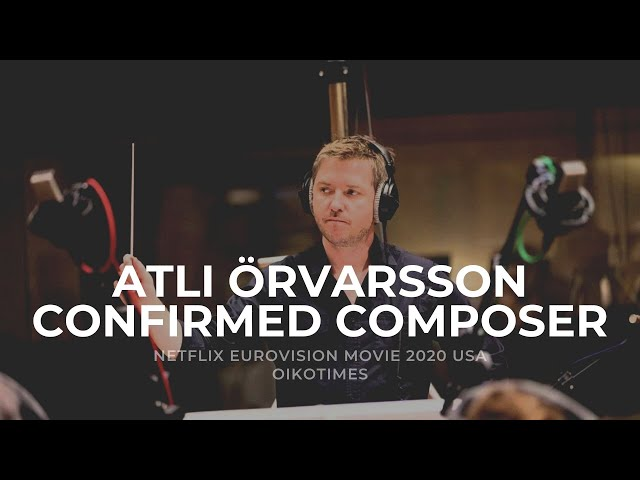 OIKOTIMES 🇺🇸 ATLI ÖRVARSSON CONFIRMS MOVIE SOUNDTRACK