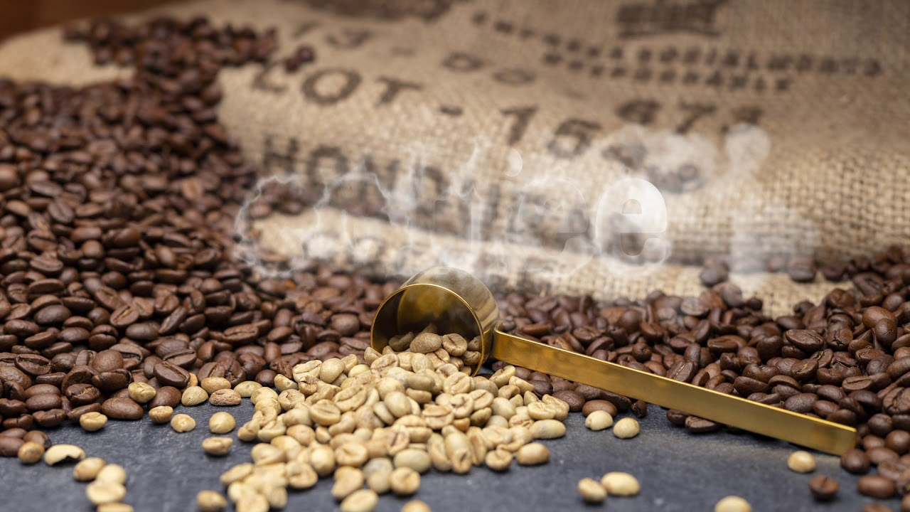 COFFEE | Animated product photo - After Effects