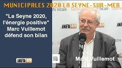 #MUNICIPALES2020 #LaSeyne Marc Vuillemot défend son bilan