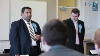 Oldham East By Election - Kashif Ali returns to Hulme