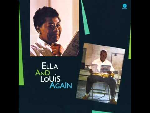 Ella Fitzerald and Louis Armstrong_I Won't Dance