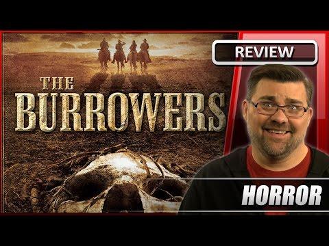 The Burrowers  Movie  2008