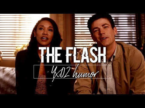 ▪ The Flash 4x02 l 'He's actually dead too' (humor)