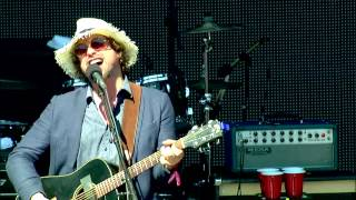 "Rusted Root - ""Send Me On My Way"" - Mountain Jam 2015"