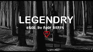 | LEGENDRY | DARK TRAP BEAT INSTRUMENTAL| FREE |  AGRESSIVE HIP HOP BEATS ( PROD BY AZOF BEATS )