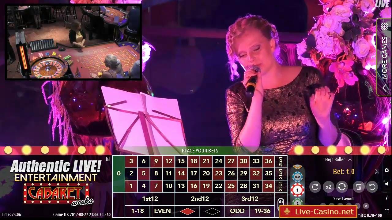 Cabaret Casino Batumi - Live Entertainment