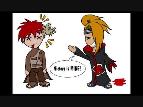 Naruto Comics ~ Part Two!