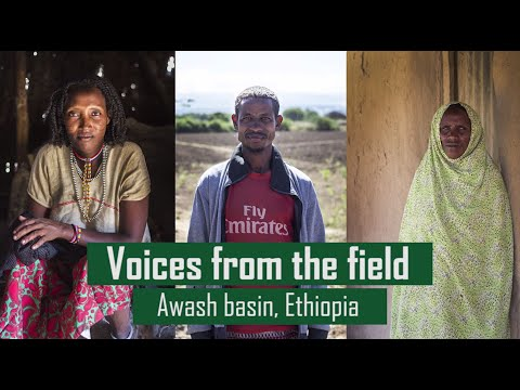 Ethiopia's future is tied to water -- a vital yet threatened resource in a changing climate