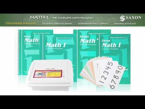 saxon-math-1-teacher's-manual