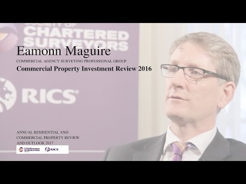 Eamonn Maguire Commercial Property Investment Review 2016