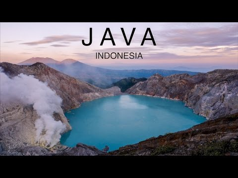 Travel to JAVA, Indonesia