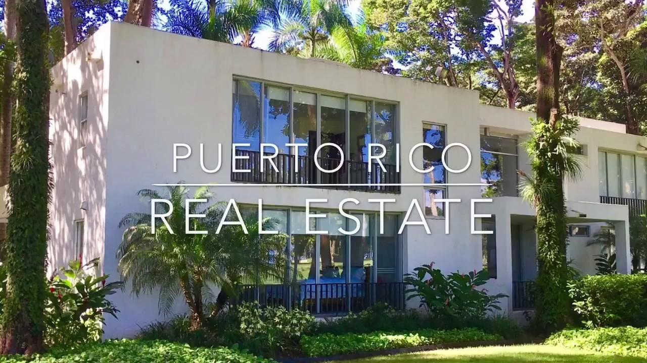 Dorado Beach Villas Puerto Rico Real Estate Luxury Home