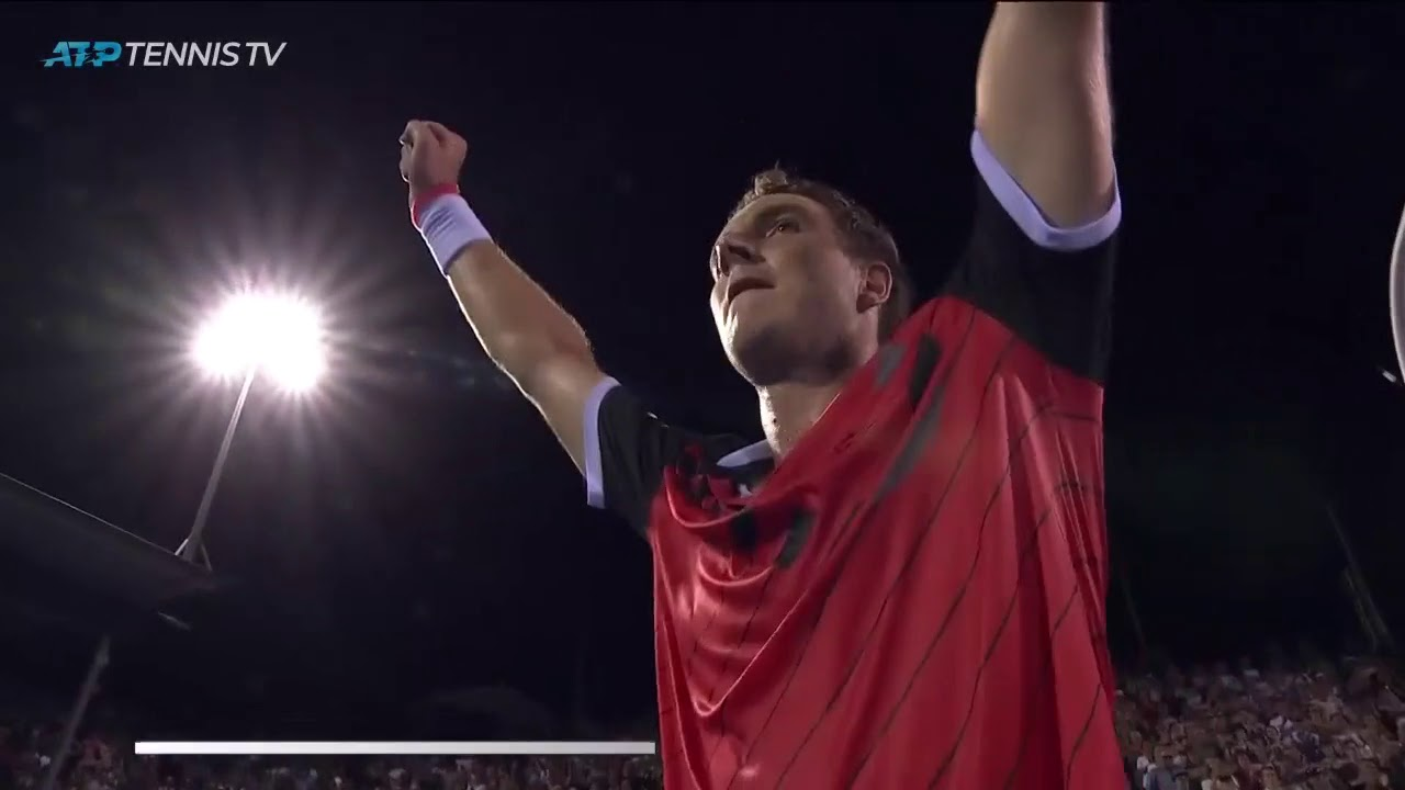 Match Point: Struff Completes Epic Auckland 2019 Win