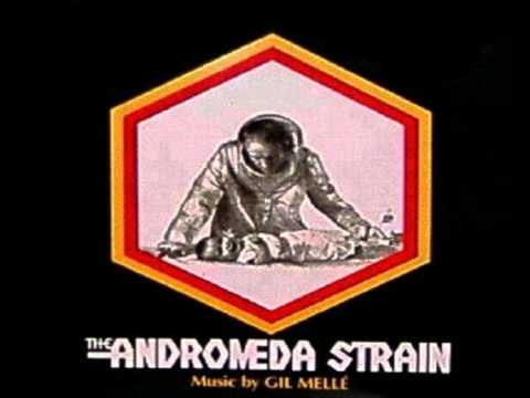 The Andromeda Strain (1971) #1/2 Soundtrack by Gil Mellé