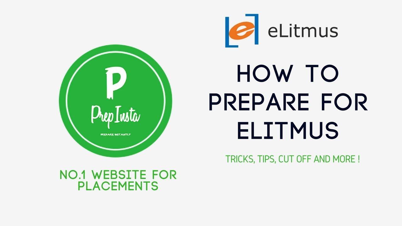 eLitmus Syllabus 2019 for Online Written Test Aptitude