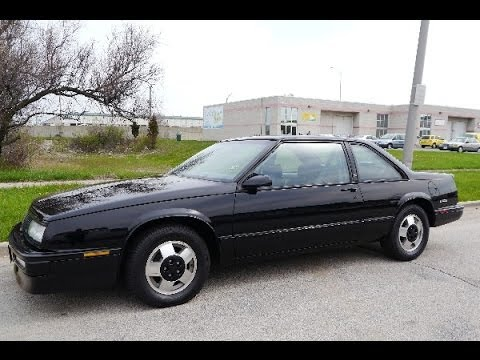 1989 Buick Lesabre T Type For Sale Youtube