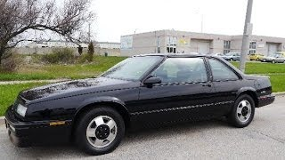 1989 Buick LeSabre T - Type ***FOR SALE***