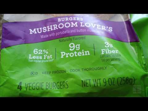 Morningstar Farms Mushroom Lovers Burger Veggie Patty