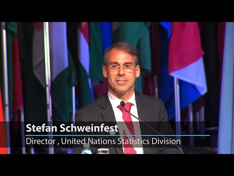 World Data Forum: UN Statistics director hopes for a new data architecture