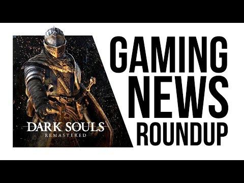 "Dark Souls Remaster + Guy beats ""endless"" game + Sony Twitter Fake + Cyberpunk 2077 Beep"